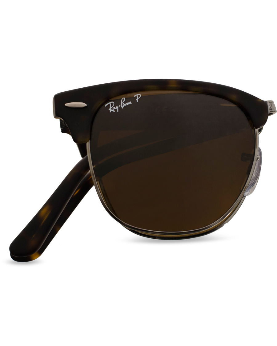 Clubmaster Folding Ray Ban