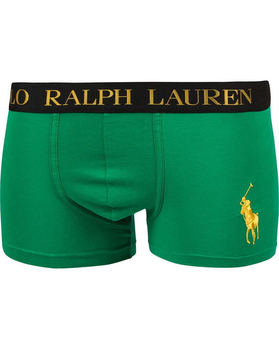 polo ralph lauren big pony pouch trunk boxer scarab green hos car. Black Bedroom Furniture Sets. Home Design Ideas
