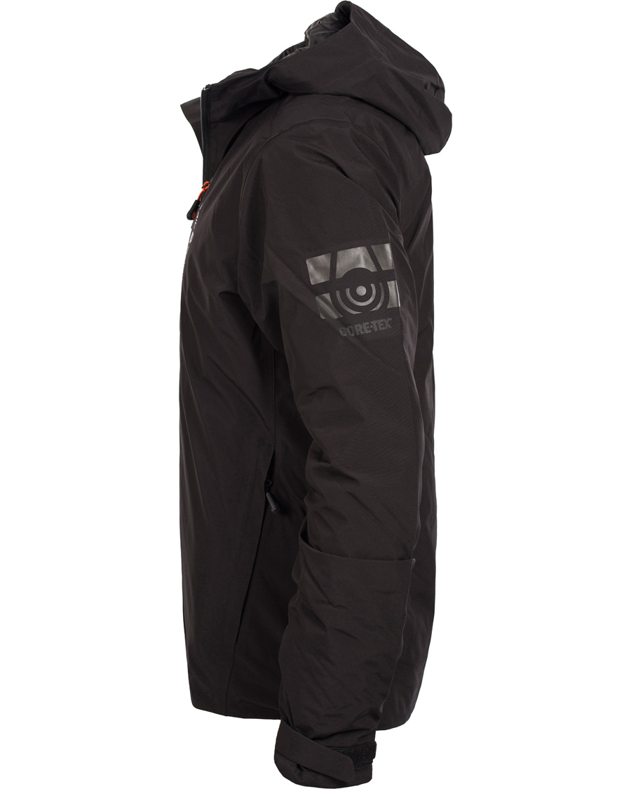 Sail racing gore tex insulated hood jacket