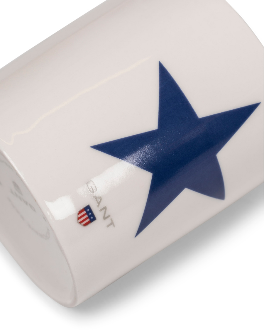 gant home big star cup yankee blue hos. Black Bedroom Furniture Sets. Home Design Ideas