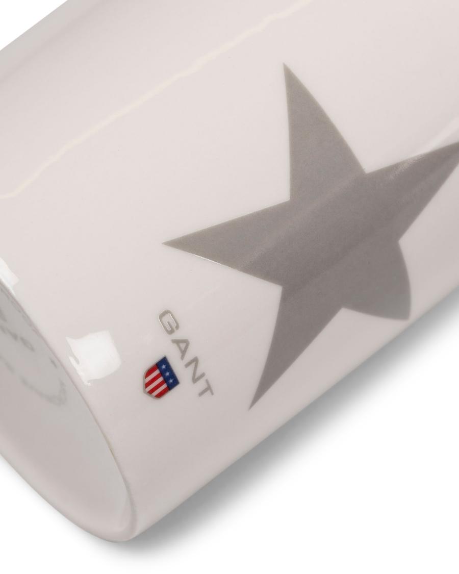 gant home big star cup grey hos. Black Bedroom Furniture Sets. Home Design Ideas