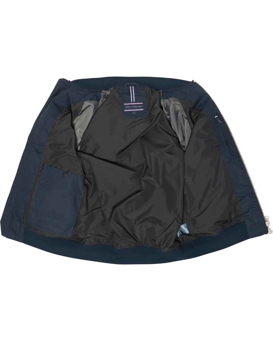 tommy hilfiger colton bomber jacket navy blazer hos. Black Bedroom Furniture Sets. Home Design Ideas