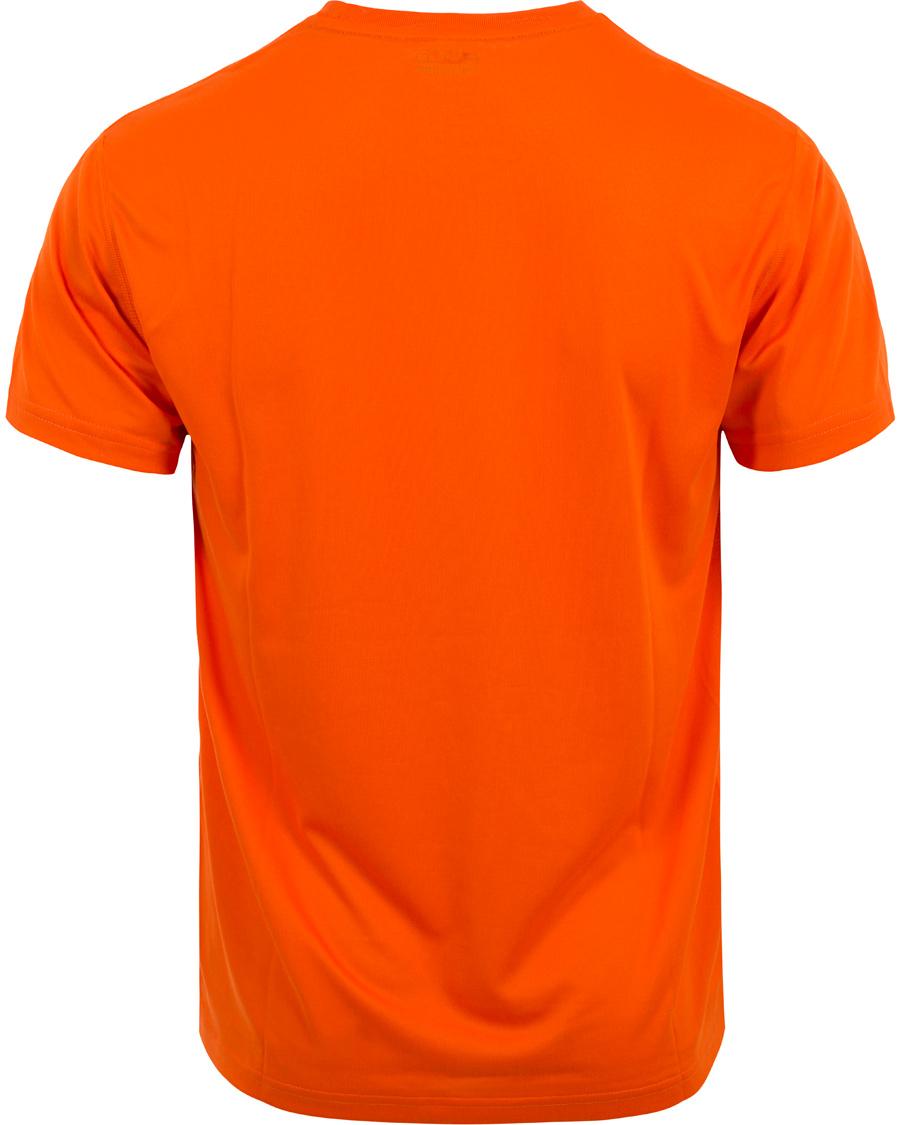 polo sport ralph lauren performance logo tee blaze orange