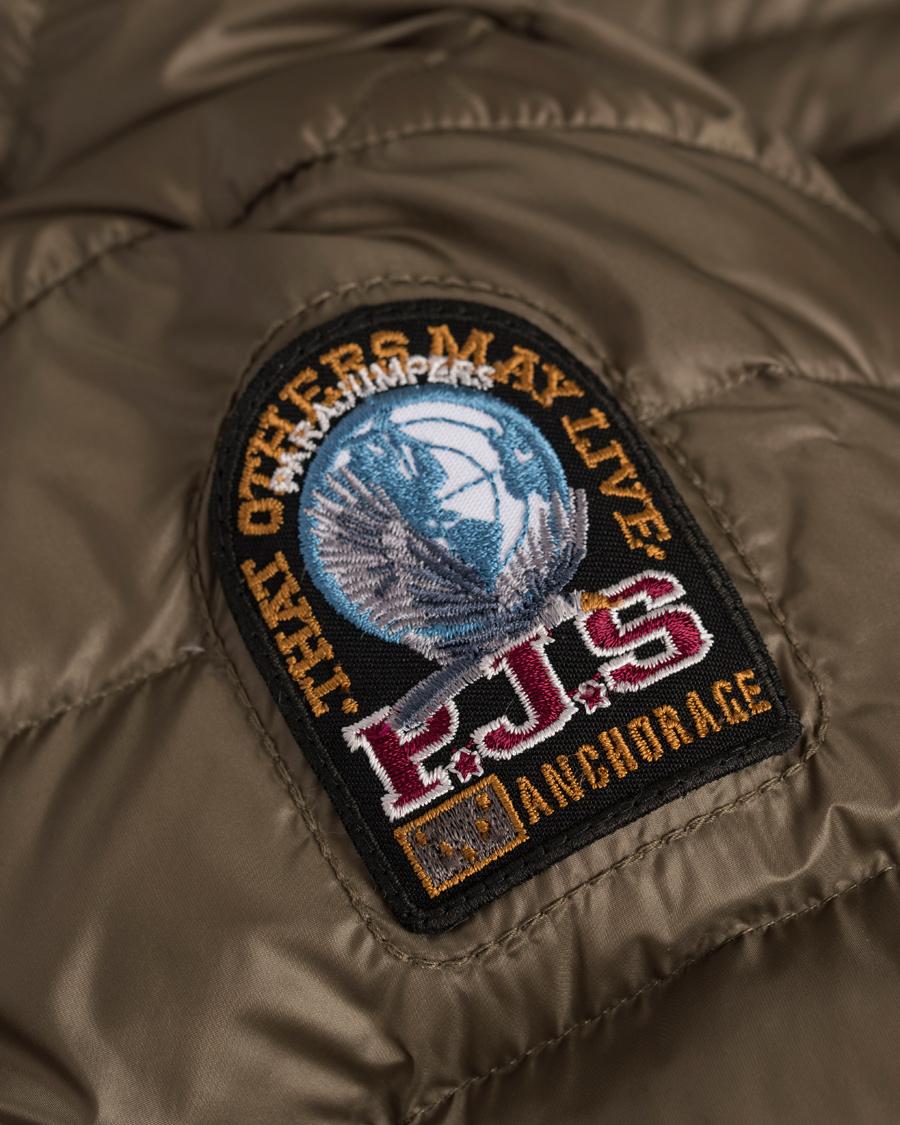 Parajumpers Ugo Super Lightweight Jacket Fossil
