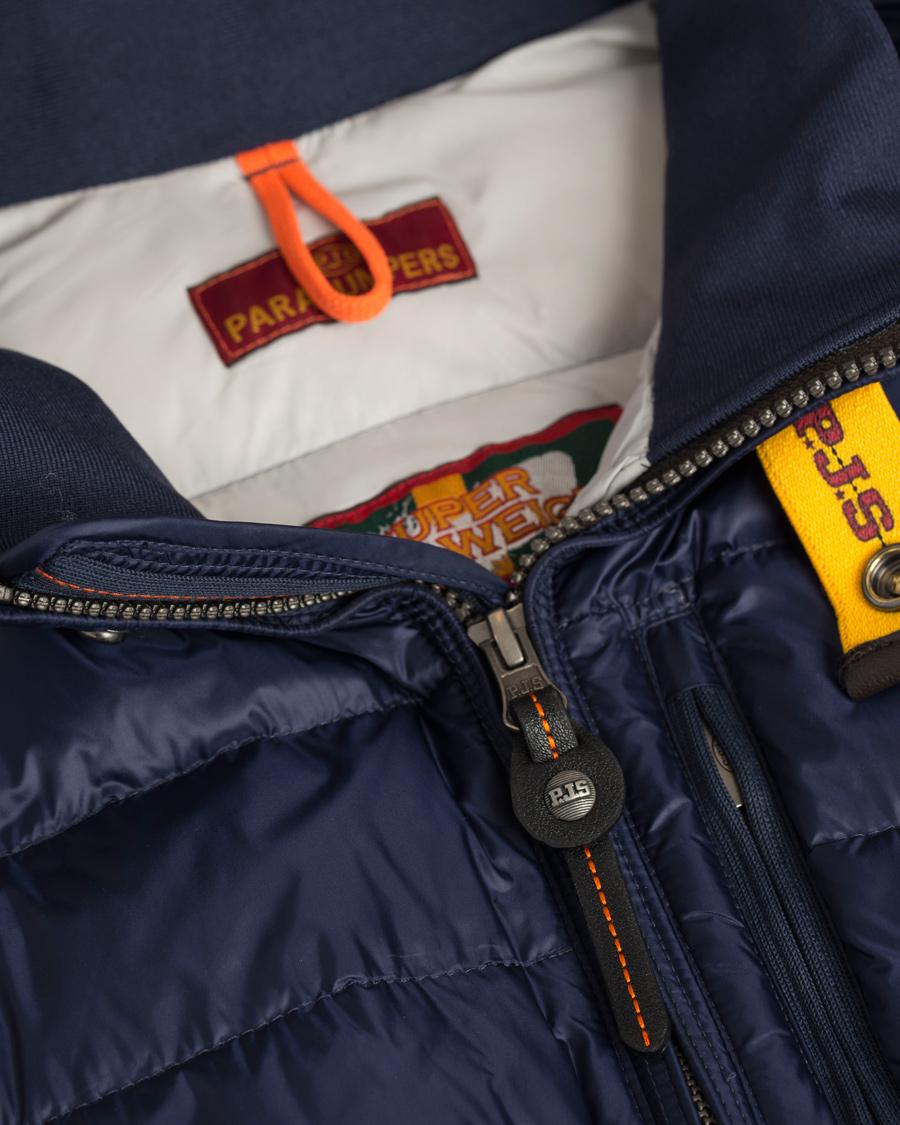 10c6cf90 get parajumpers ugo super lightweight jacket dark indigo 083e5 cc37d