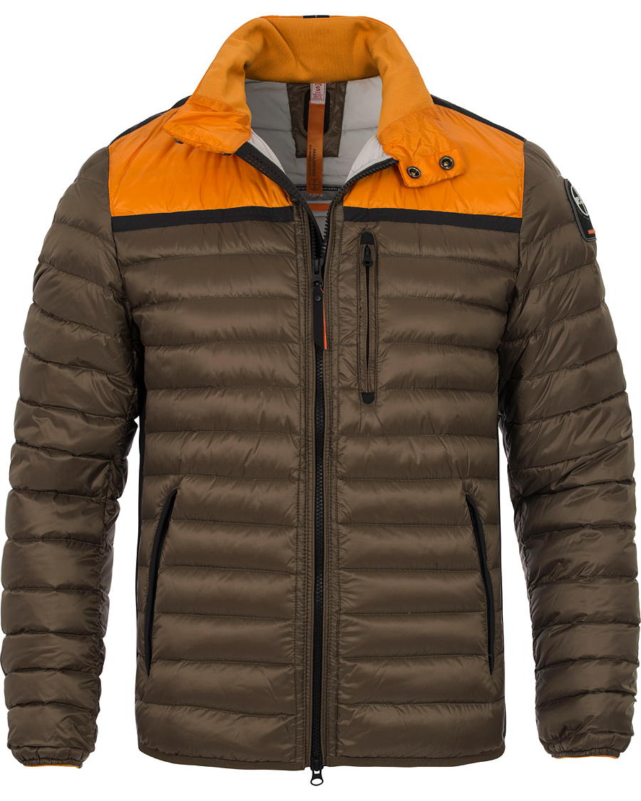 Parajumpers Kochi Super Lightweight Jacket Fossil