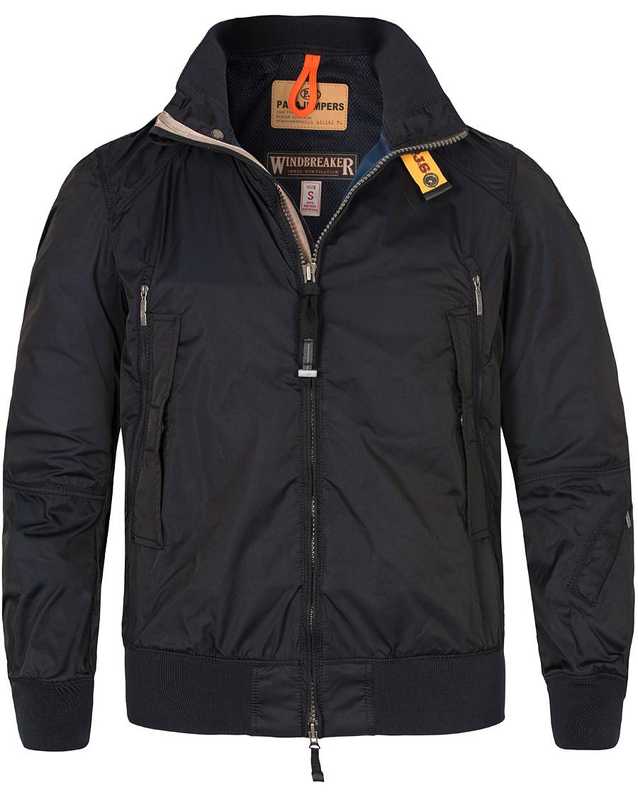 parajumpers celsius windbreaker jacket navy