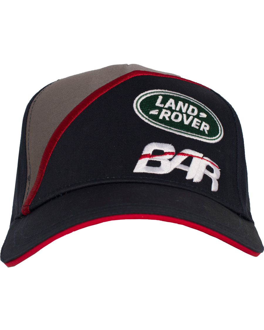 Henri Lloyd Land Rover BAR Replica Cap Navy Hos CareOfCarl.dk