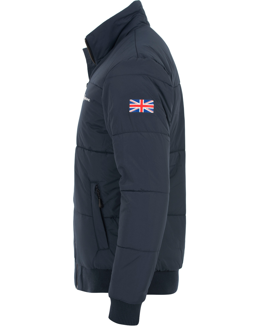 Sail racing international jacket