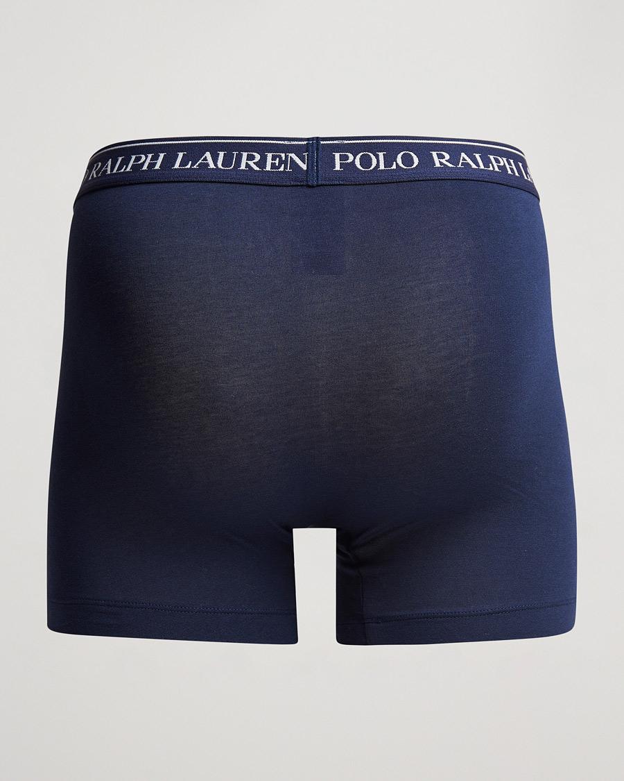 polo ralph lauren 3 pack boxer brief navy hos. Black Bedroom Furniture Sets. Home Design Ideas