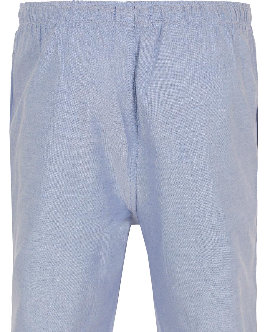 polo ralph lauren pyjama oxford pants oxford blue hos. Black Bedroom Furniture Sets. Home Design Ideas