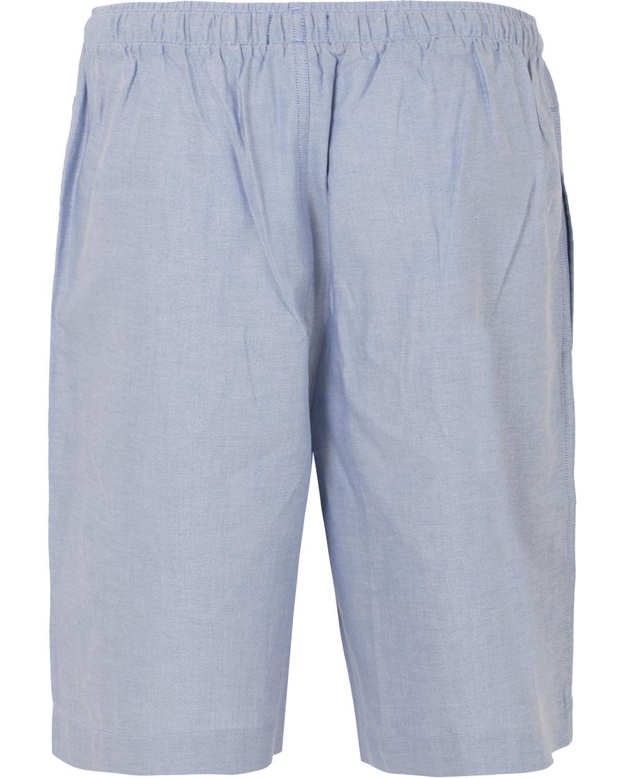 polo ralph lauren pyjama oxford sleep shorts oxford blue. Black Bedroom Furniture Sets. Home Design Ideas
