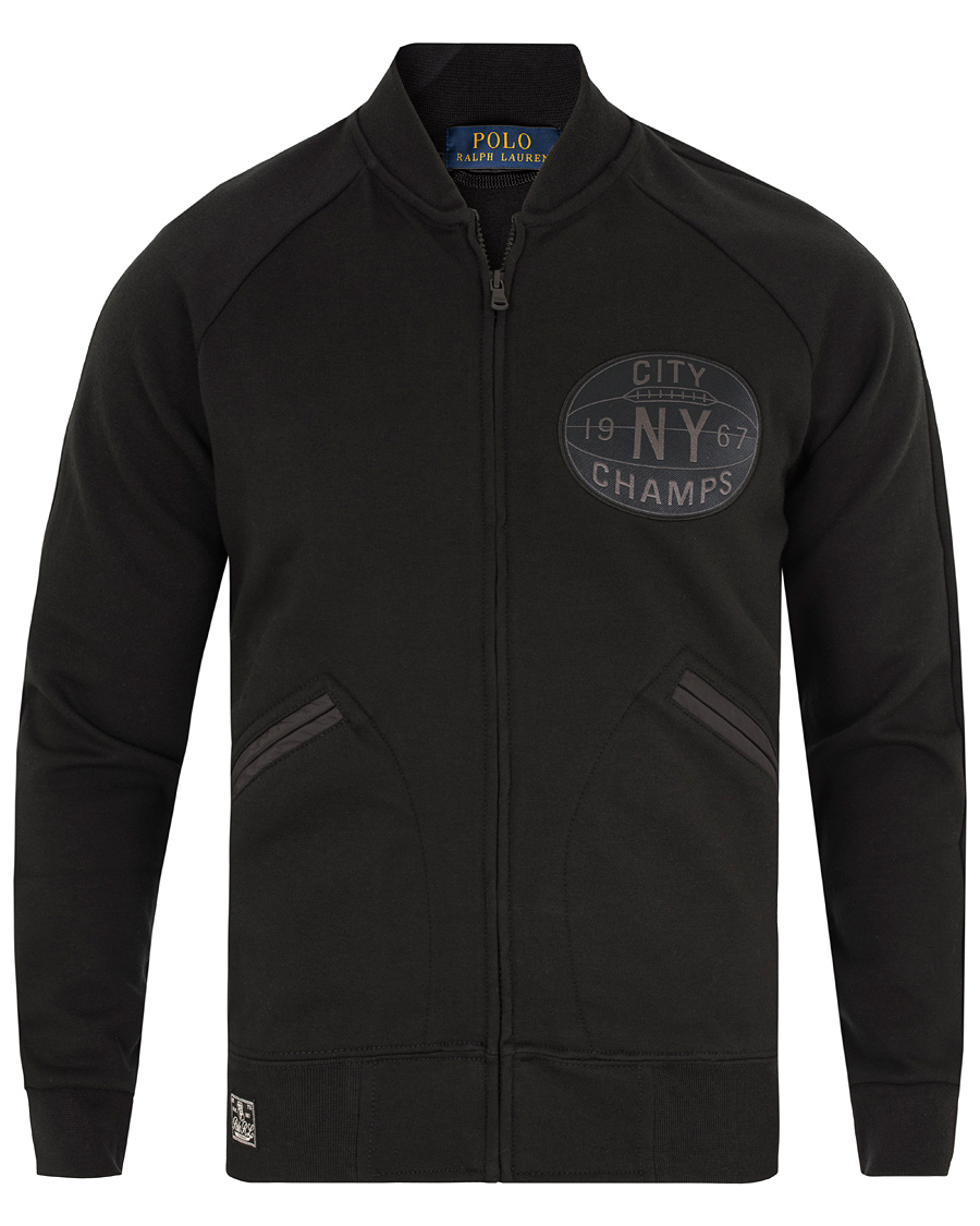 polo ralph lauren full zip sweatshirt polo black hos. Black Bedroom Furniture Sets. Home Design Ideas