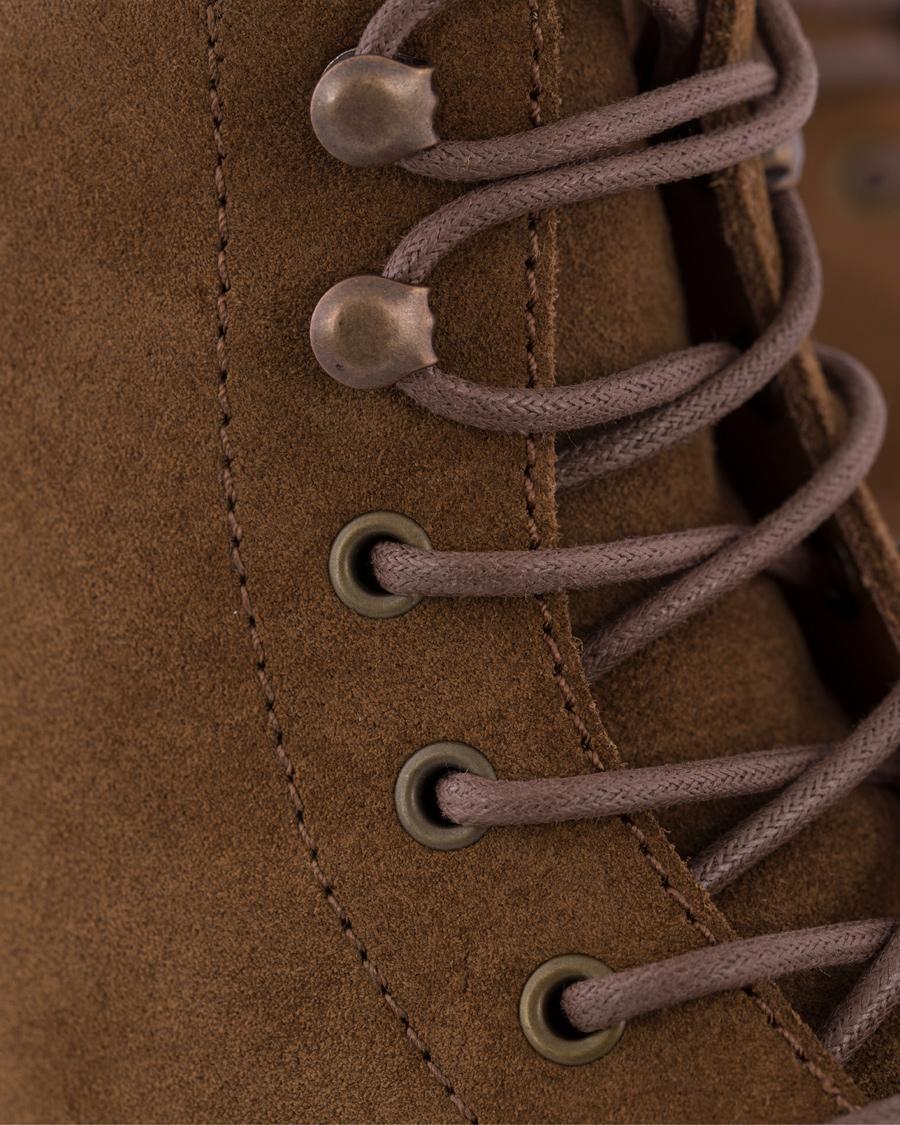 Polo Ralph Lauren Daley Captoe Boot Tan Suede