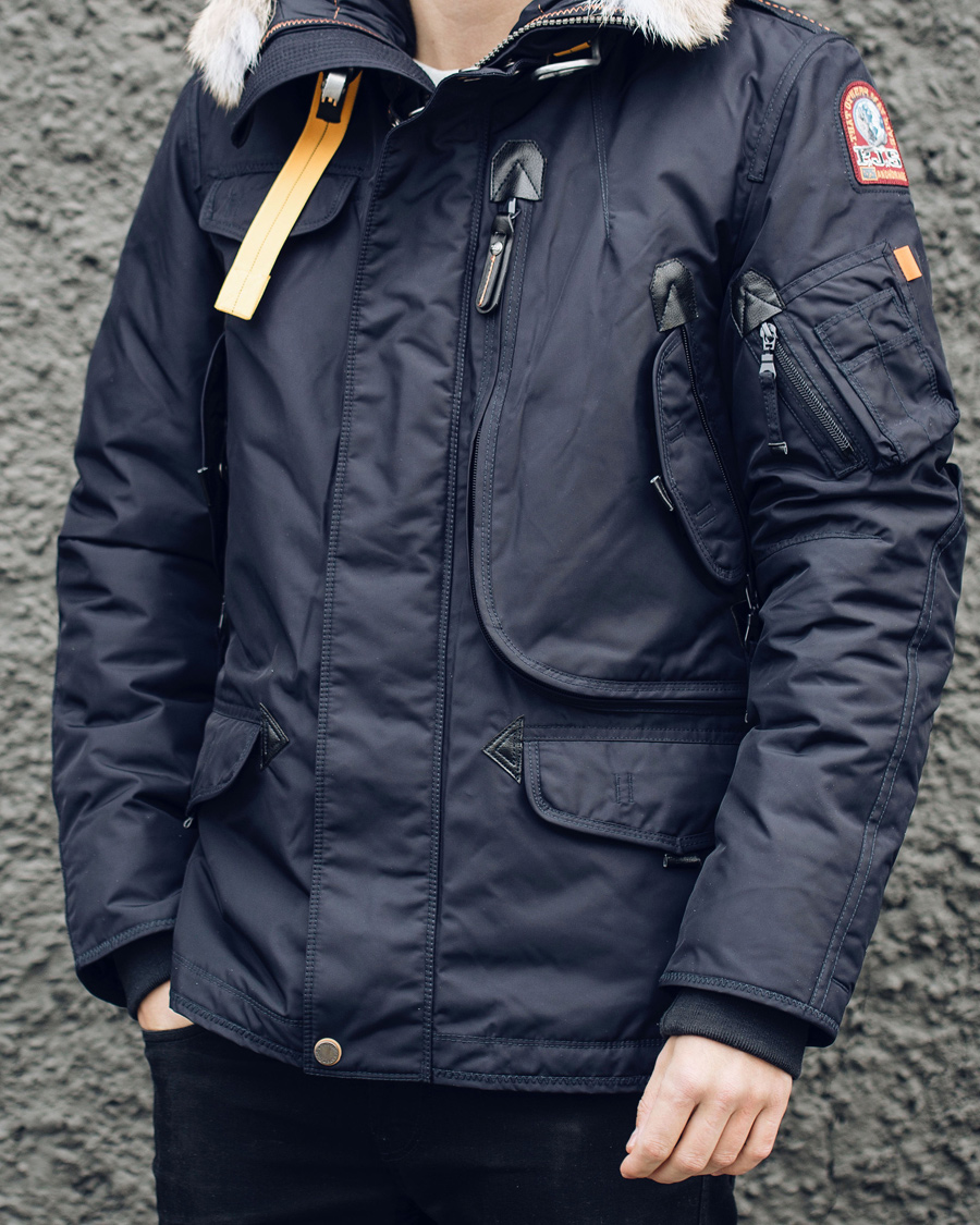 Parajumpers Right Hand Masterpiece Jacket Navy