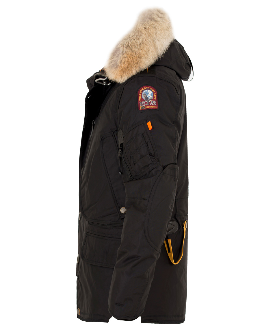 Parajumpers Kodiak Masterpiece Parka Black