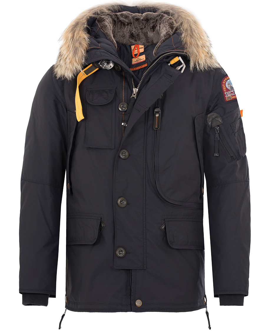 Parajumpers Kodiak Masterpiece Parka Navy