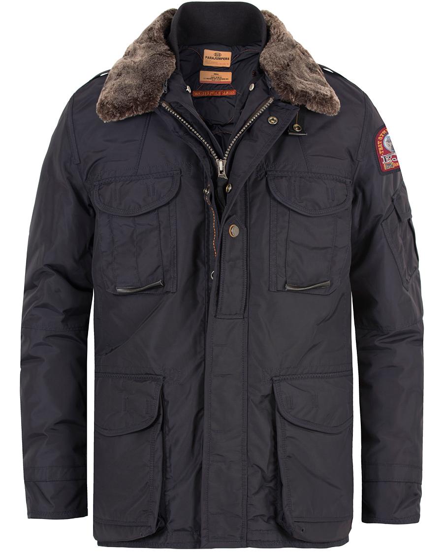 parajumpers portland masterpiece jacket navy