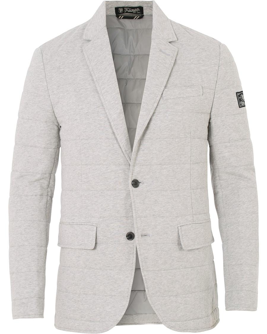 Quilted Blazers: Polo Ralph Lauren Quilted Blazer Jacket Spring Heather Hos