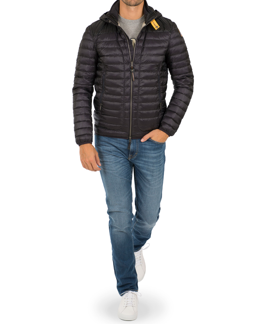 Parajumpers Alvin Super Lightweight Jacket Prussian Blue