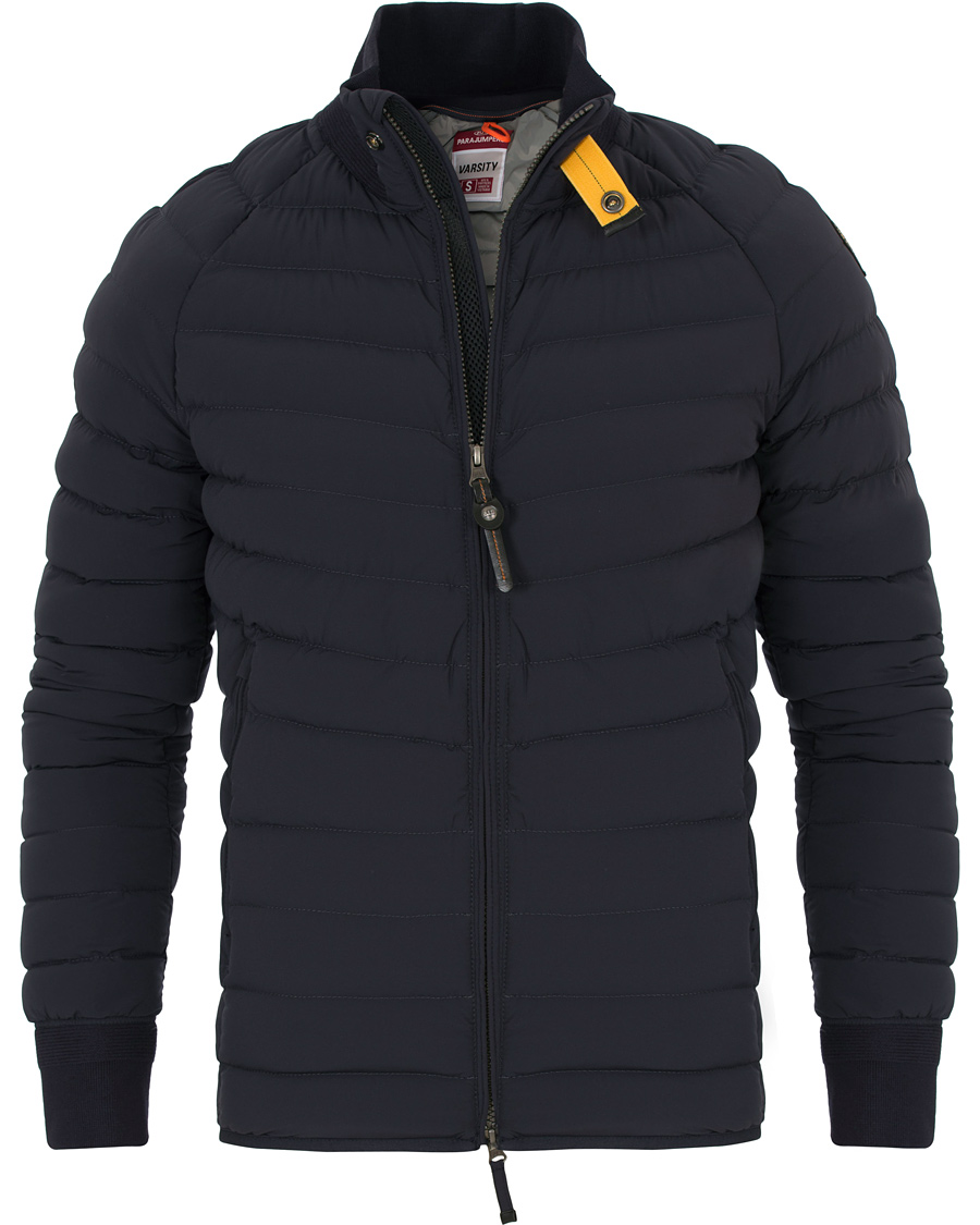parajumpers mason super lightweight jacket blue black