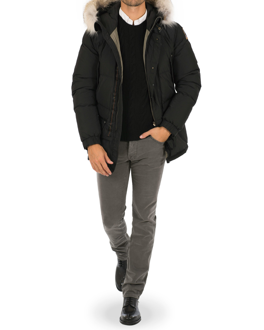 Parajumpers Harraseeket Highfill Power Parka Black