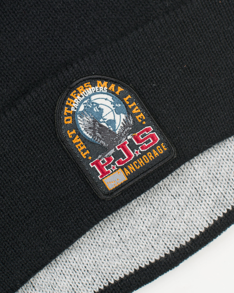 Parajumpers Beanie Black