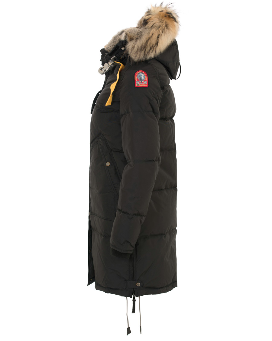 Parajumpers Long Bear Masterpiece Jacket Black