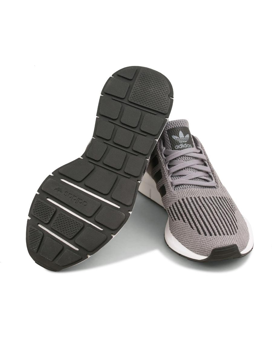 adidas originals swift running sneaker grey hos careofcarlcom