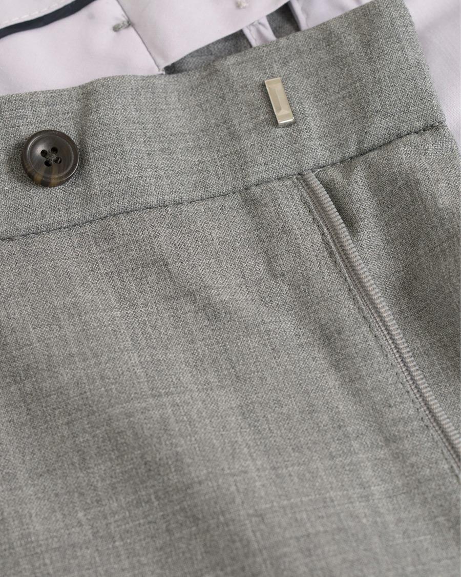 NN07 New Theo 1228 Trousers Grey