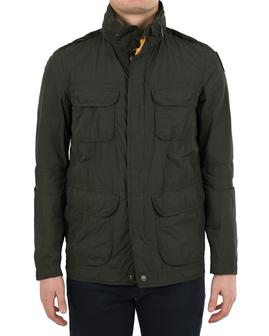 Parajumpers Desert Windbreaker Jacket Bush