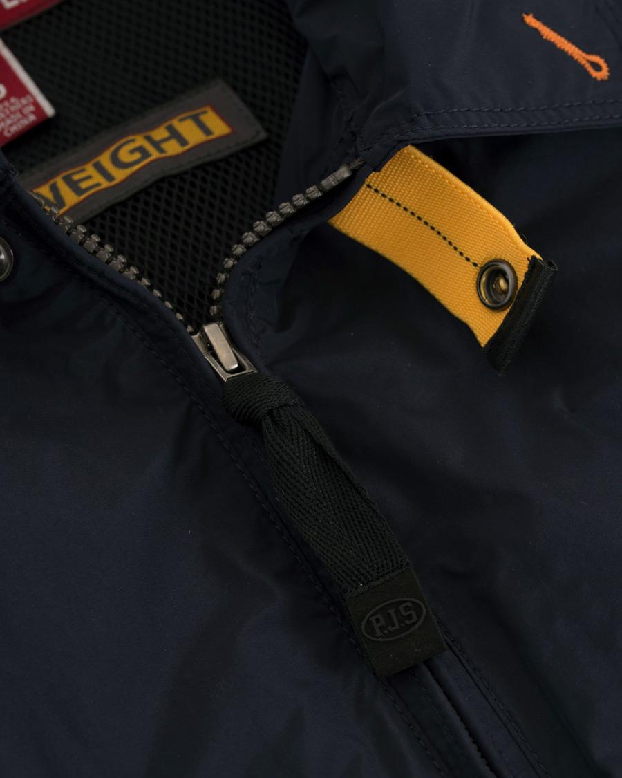 parajumpers brigadier flyweight jacket blue black