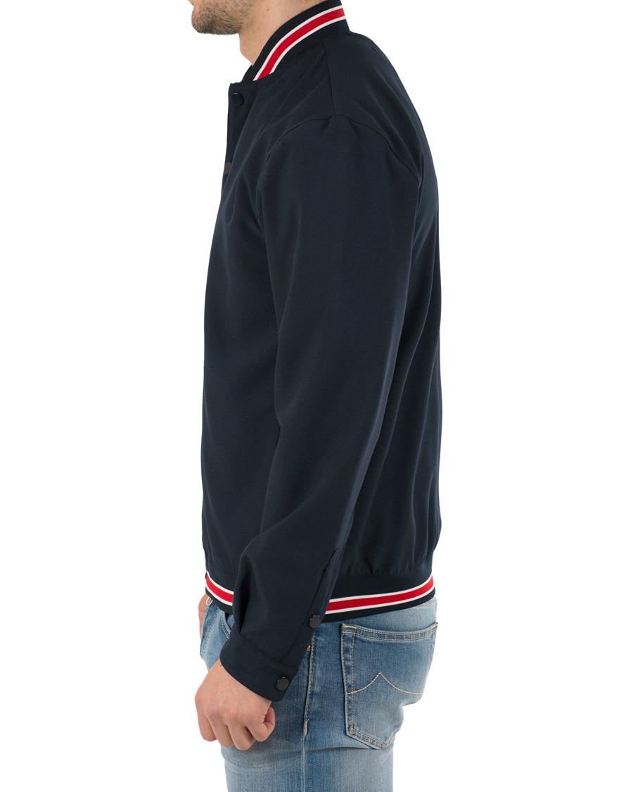 The gigi prescott jacket navy hos for The prescott