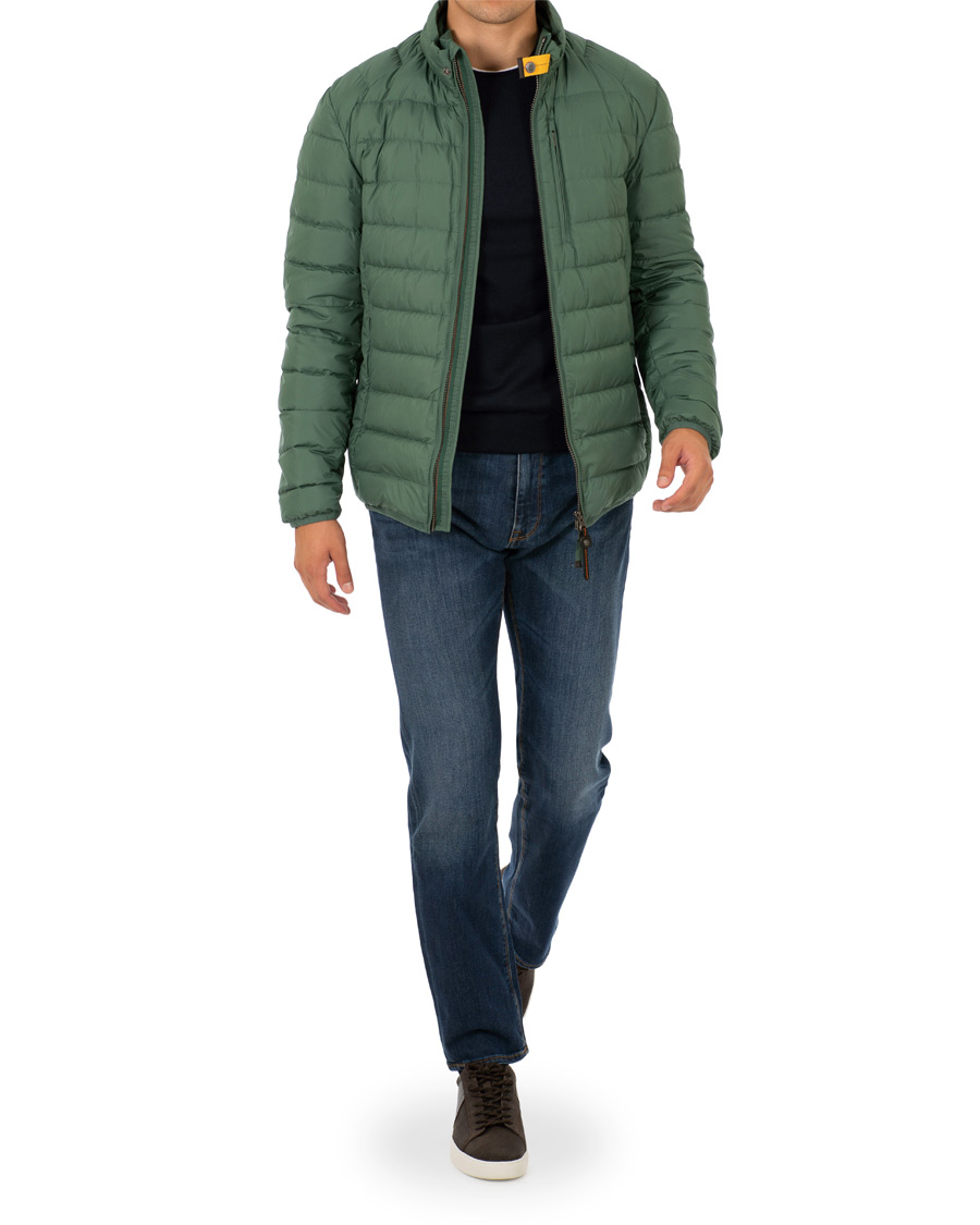 Parajumpers Ugo Super Lightweight Jacket Forest Green