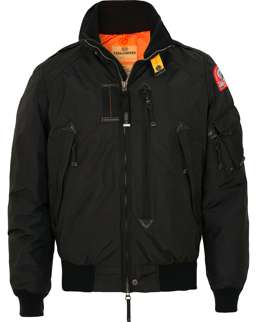 ... wholesale parajumpers fire masterpiece bomber jacket black fdfc2 4a511 ...