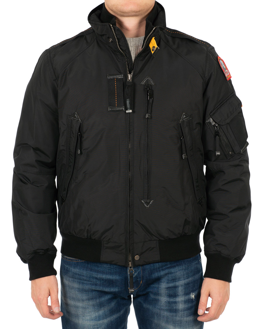 ... wholesale parajumpers fire masterpiece bomber jacket black 6927e f6eeb ...