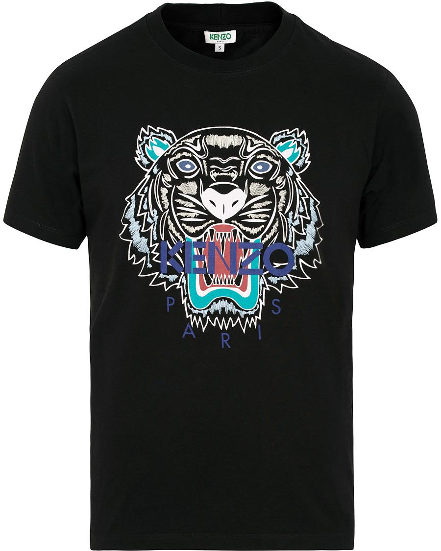 kenzo tiger t shirt black hos. Black Bedroom Furniture Sets. Home Design Ideas