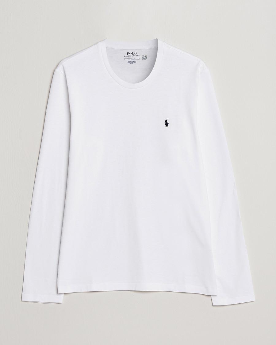 c4d62d029 Polo Ralph Lauren Long Sleeve Crew Neck T Shirt