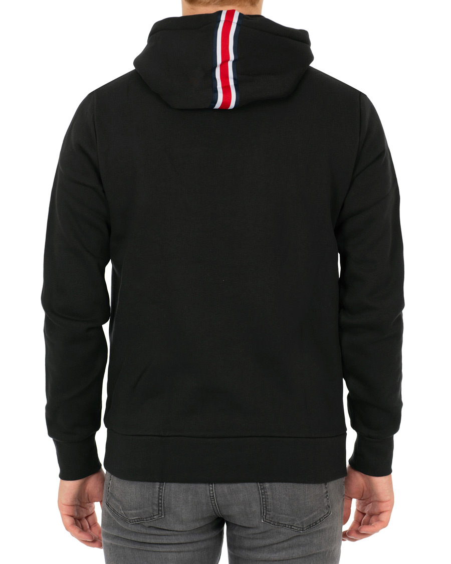 tommy hilfiger lewis hamilton flag logo hoodie jet black. Black Bedroom Furniture Sets. Home Design Ideas