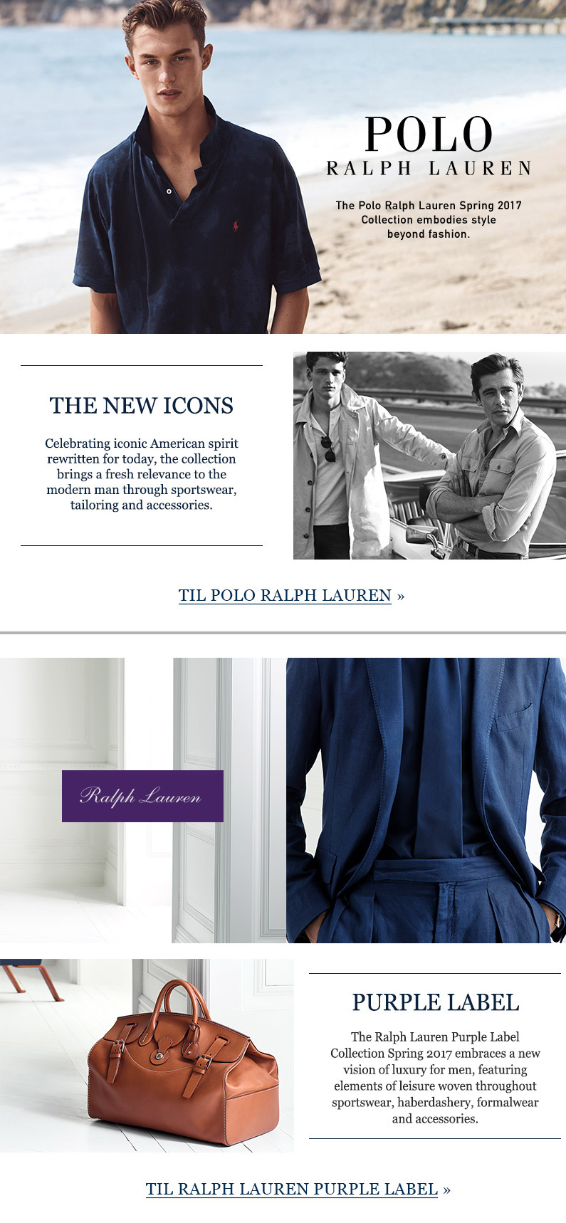 World of Ralph Lauren