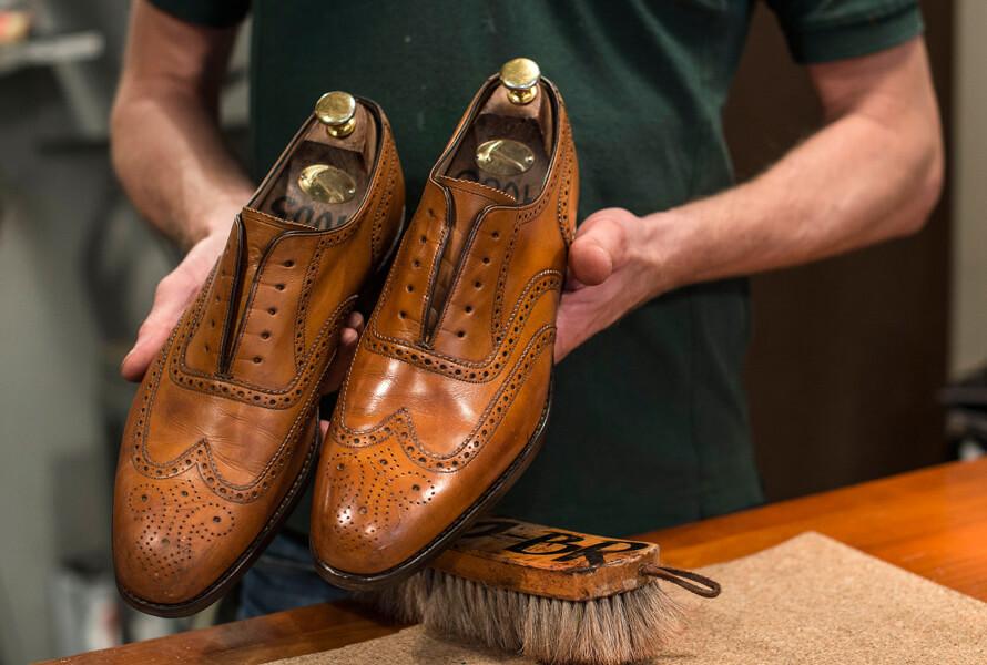 Skovårdsguiden - Såhär tar du hand om dina skor  c02a857d3e92c